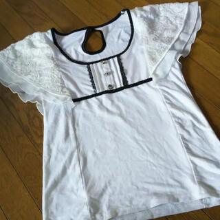 セシルマクビー(CECIL McBEE)のセシルマクビー カットソー CECIL McBEE(カットソー(半袖/袖なし))