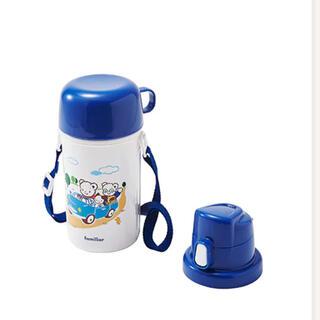 ファミリア(familiar)の【ファミリア】2WAY冷水筒 コップ飲み(水筒)