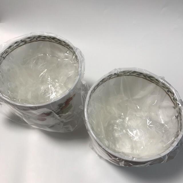 Noritake(ノリタケ)の新品ノリタケ  オーチャードガーデン マグカップペア インテリア/住まい/日用品のキッチン/食器(食器)の商品写真