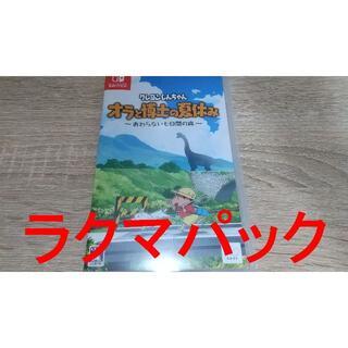 「クレヨンしんちゃん「オラと博士の夏休み」~おわらない七日間の旅~ Switch