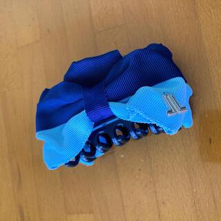 ランバンオンブルー(LANVIN en Bleu)のランバンオンブルー ヘアアクセサリー ヘアクリップ(バレッタ/ヘアクリップ)