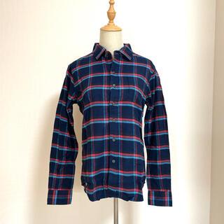 グローバルワーク(GLOBAL WORK)の上質綿の長袖チェックシャツ(シャツ/ブラウス(長袖/七分))