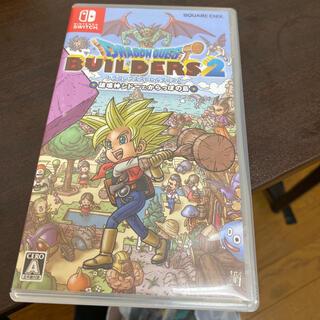 Nintendo Switch - ドラゴンクエストビルダーズ2 Switch版