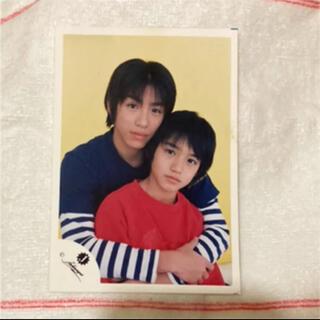 関ジャニ∞ - 村上信五 錦戸亮 Jr時代 公式写真