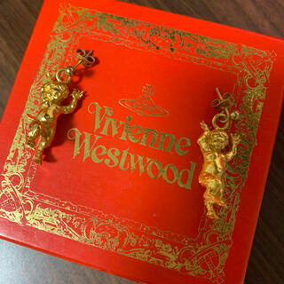 Vivienne Westwood - ✳︎激レア✳︎ 初期アクセサリー サティアピアス
