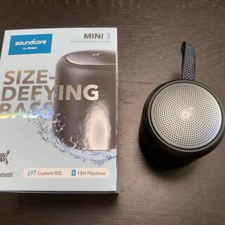 【美品】Anker Soundcore Mini 3