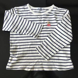 familiar - ファミリア 長袖Tシャツ 110