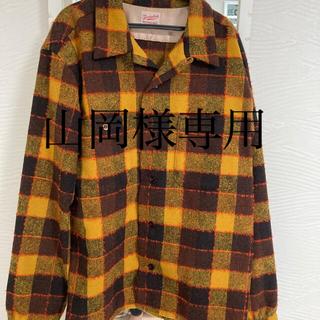 TENDERLOIN - TENDERLOIN ウールシャツ
