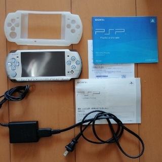 PlayStation Portable - SONY PSP-3000 Kingdom Heartsモデル