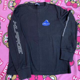 XLARGE - XLARGEKIDS 長袖Tシャツ ロンT 140