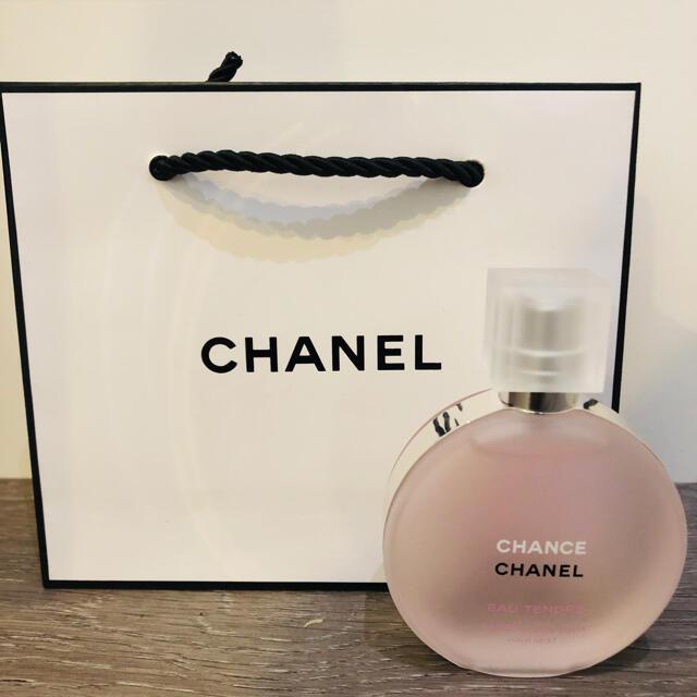 CHANEL(シャネル)の【CHANEL】ヘアミスト CHANCE EAU TENDRE コスメ/美容のヘアケア/スタイリング(ヘアウォーター/ヘアミスト)の商品写真