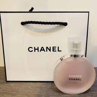 CHANEL - 【CHANEL】ヘアミスト CHANCE EAU TENDRE