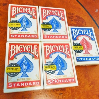 マジックに最適!トランプの王様「BICYCLE バイスクル (トランプ/UNO)