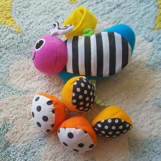 サッシー(Sassy)のSassy ブルブル おもちゃ(がらがら/ラトル)