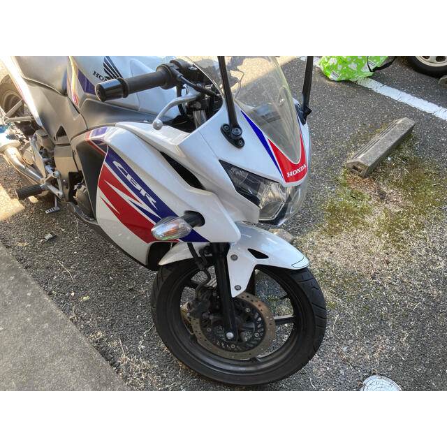 ホンダ(ホンダ)の一週間限定CBR125R ホンダ スポーツレプリカ 自動車/バイクのバイク(車体)の商品写真