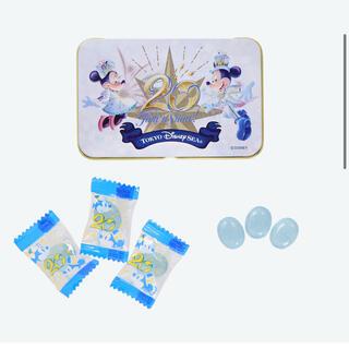 Disney - キャンディー缶 ディズニーシー 20周年