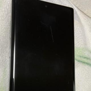 SAMSUNG - Galaxy Note10+ オーラグロー色