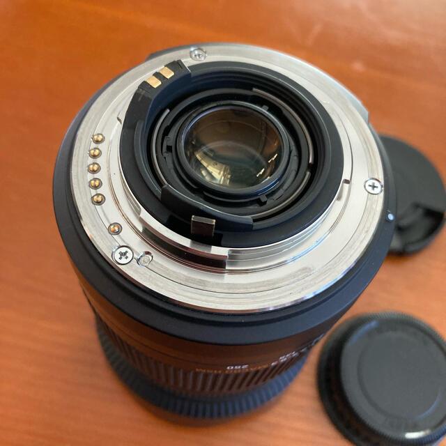 PENTAX(ペンタックス)のシグマ SIGMA 18-250mm macro HSM ペンタックス 難有実用 スマホ/家電/カメラのカメラ(レンズ(ズーム))の商品写真