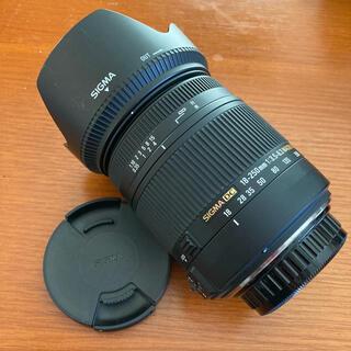 ペンタックス(PENTAX)のシグマ SIGMA 18-250mm macro HSM ペンタックス 難有実用(レンズ(ズーム))