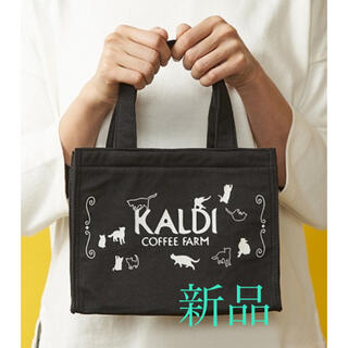 KALDI - KALDI カルディ 猫の日 トートバック 2020