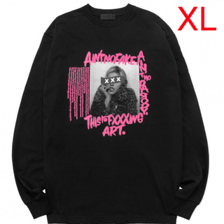 新品 GOD SELECTION XXX ロンT 長袖Tシャツ XL 黒