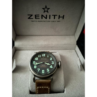 ZENITH - ゼニス パイロット 40㎜ タイプ 20 エクストラ スペシャル世界限定250本