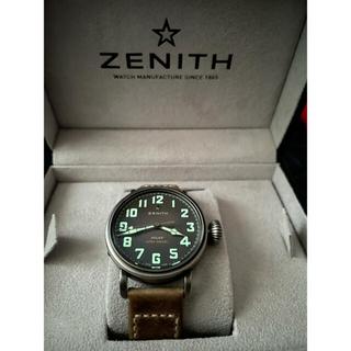 ZENITH - 【11月5日まで出品】ゼニス パイロット 40㎜ タイプ 20 世界限定250本