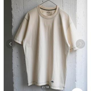 DANTON - 空紡天竺Tシャツ/DANTON