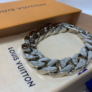 LOUIS VUITTON - ブラスレ・LVチェーンリンクス ブレスレットLouis Vuitton ヴィトン