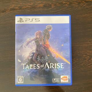 【特典使用済】テイルズオブアライズ PS5