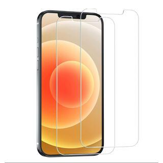 iPhone 13 pro max(6.7インチ)対応ガラスフィルム 2枚入
