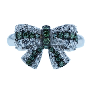 ポンテヴェキオ(PonteVecchio)のポンテヴェキオ リング 指輪 レディース 美品(リング(指輪))