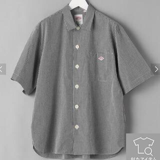 DANTON - チェックシャツ/DANTON