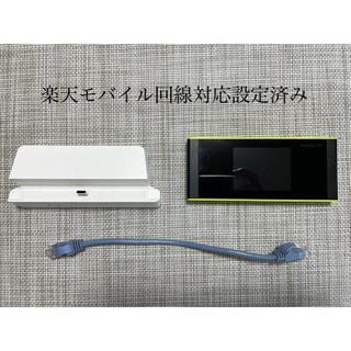 HUAWEI - 楽天UN-LIMIT/au/WiMAX Speed Wi-Fi NEXT W05