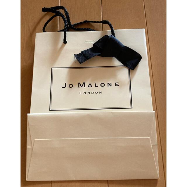 Jo Malone(ジョーマローン)のジョーマローン ロンドン 紙袋 コスメ/美容の香水(香水(女性用))の商品写真