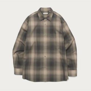 ユナイテッドアローズ(UNITED ARROWS)の<UNITED ARROWS> ウールシャツ チェック レギュラーカラーシャツ◆(シャツ)
