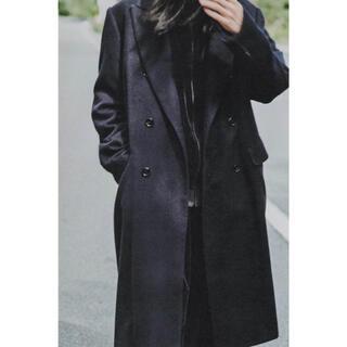 COMOLI - comoli カシミヤダブルチェスターコート サイズ2 極美品