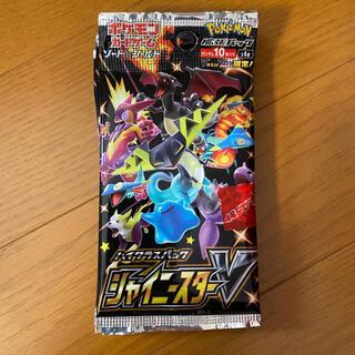 ポケモン(ポケモン)のシャイニースターv 5パック(Box/デッキ/パック)