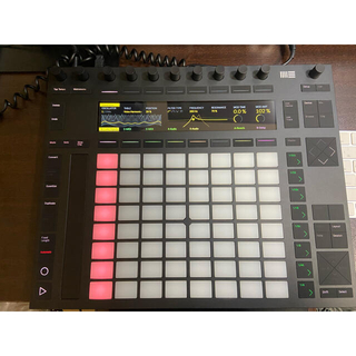 push2 美品 デッキセーバー付属(MIDIコントローラー)