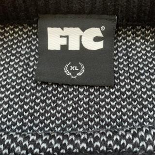 エフティーシー(FTC)のFTC エフティーシー クルーネックニット(ニット/セーター)