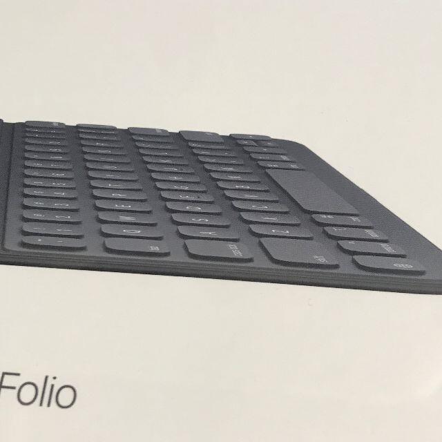 Apple(アップル)の【未開封】iPad Pro smart Keyboard Folio★英語版 スマホ/家電/カメラのPC/タブレット(タブレット)の商品写真