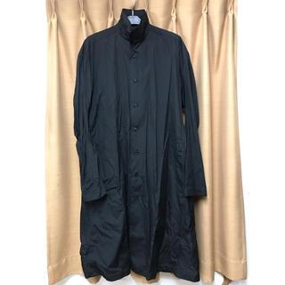 Yohji Yamamoto - S'YTE Broad Stand Collar Long Shirt 3