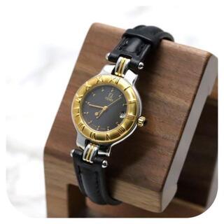 フェンディ(FENDI)の【ヴィンテージ 美品】FENDI フェンディ 腕時計 ゴールド(腕時計)