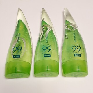 ホリカホリカ アロエ99% ボタニカルジェル 55ml 美容液 3個セット