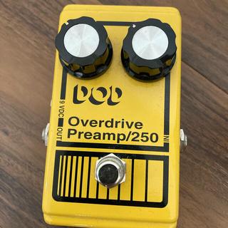 DOD250 Overdrive Preamp(復刻)(エフェクター)