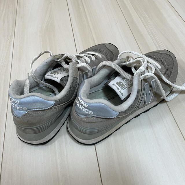 New Balance(ニューバランス)のニューバランス スニーカー 574 23.5cm レディースの靴/シューズ(スニーカー)の商品写真
