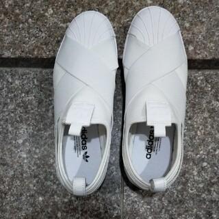 adidas - ★美品★アディダス スーパースター  スリッポン