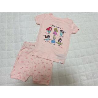 ベビーギャップ(babyGAP)のbaby GAP Disney プリンセスパジャマ(パジャマ)