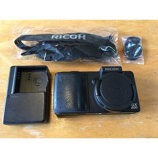 RICOH - RICOH GX200