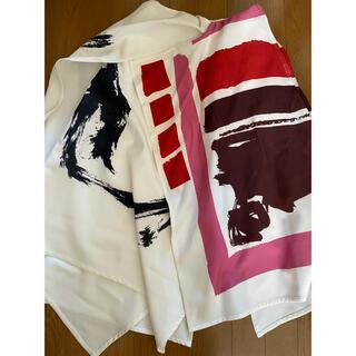 アメリヴィンテージ(Ameri VINTAGE)のアメリヴィンテージ  変形 柄 スカート(ロングスカート)